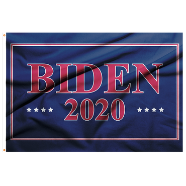 Biden Flag - 3'x5' Polyester - Made in USA
