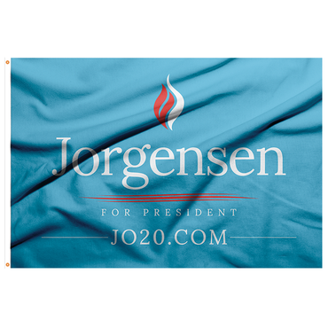 Jorgensen Flag - 3'x5' Polyester - Made in USA