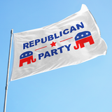 Republican Party Flag - 3'x5' Polyester - Made in USA