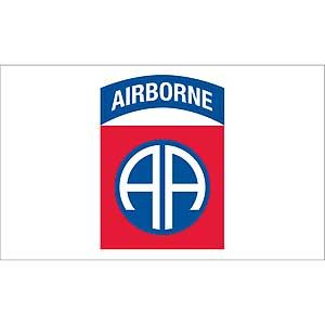 2'x3' US ARMY 82ND AIRBORNE DIVISION FLAG