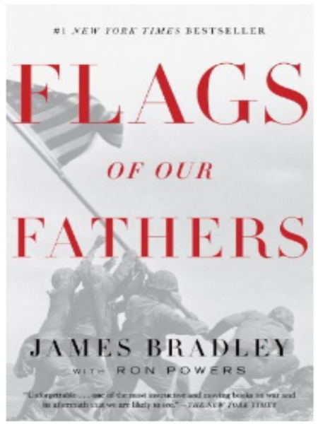 flag of our fathers book