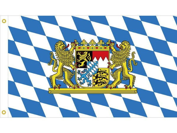 3x5 FT BAVARIA LION FLAG