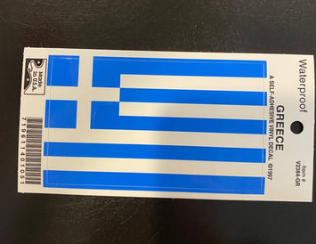 GREECE STICKER
