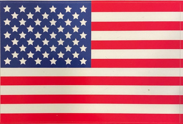 USA FLAG STICKER (ACE FLAG)
