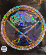 Buffalo Sabers Prismatic Magnet