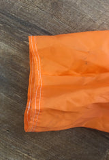 3' Orange Safety Windsock