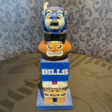 *DEFECTIVE* Buffalo Bills Tiki Totem Pole