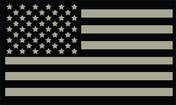 3X5' INFRARED FLAG POLYESTER FLAG