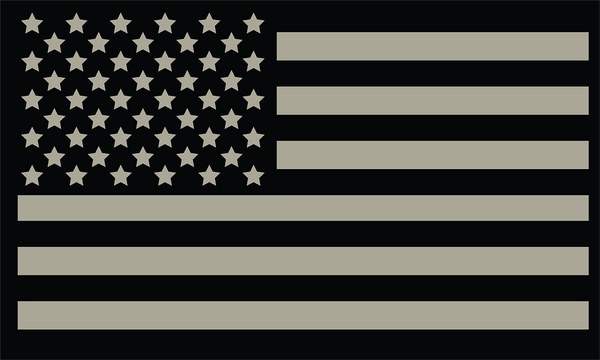3'x5' US Infrared Nylon Flag
