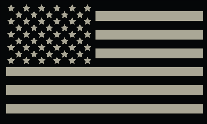 3X5' Polyester Infrared Flag