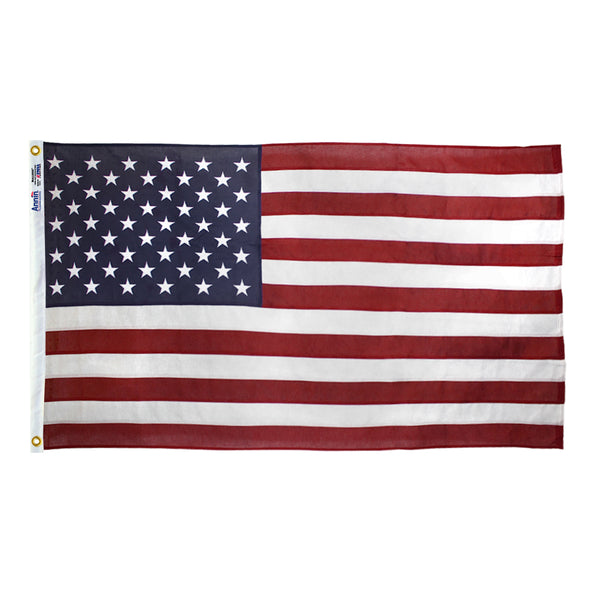 5'x9 1/2' Cotton Casket Flag