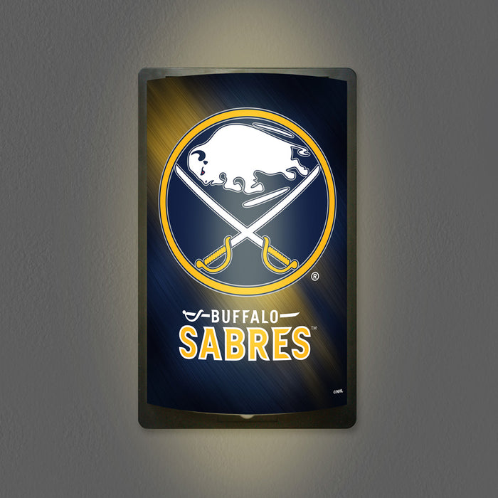 BUFFALO SABRES MOTIGLOW LIGHT-UP SIGN