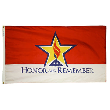 Honor and Remember Nylon Flag