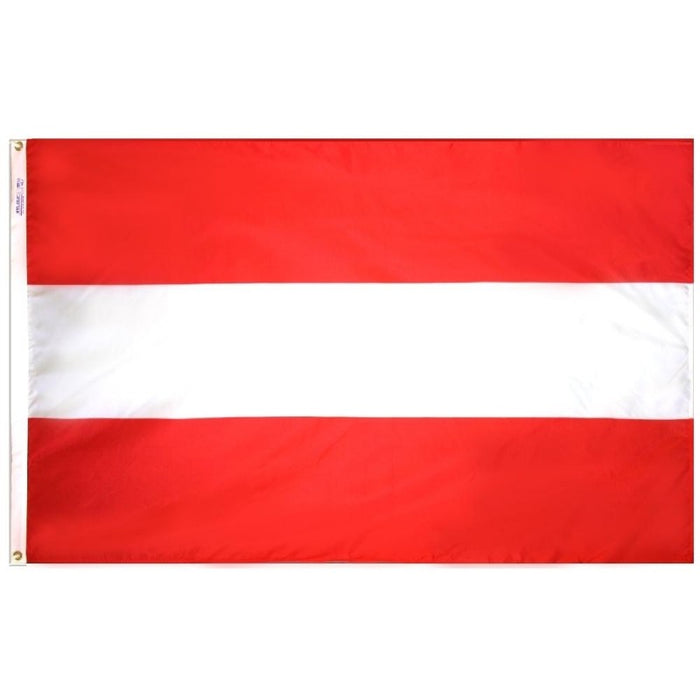 Austria Nylon Flag