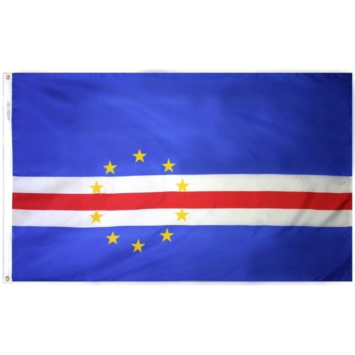 Cape Verde Nylon Flag