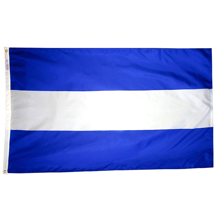El Salvador (Civil) Nylon Flag