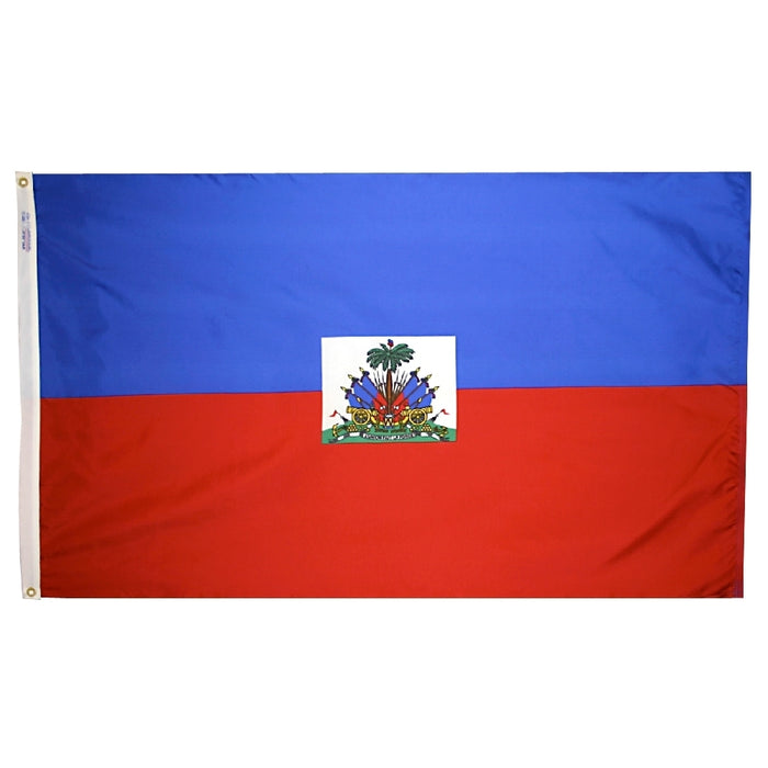 Haiti Nylon Flag