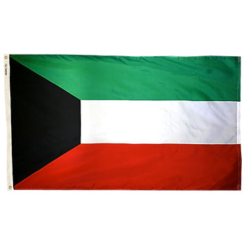 Kuwait Nylon Flag