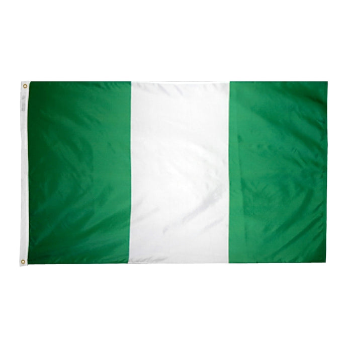 Nigeria Nylon Flag