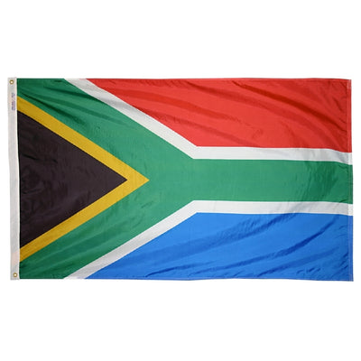 South Africa Nylon Flag