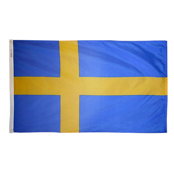 Sweden Nylon Flag