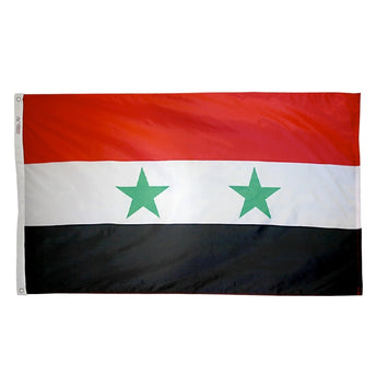 Syria Nylon Flag