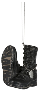 US Navy Boot Ornament