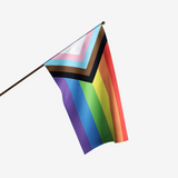 3X5 FOOT PROGRESSIVE PRIDE POLYESTER FLAG