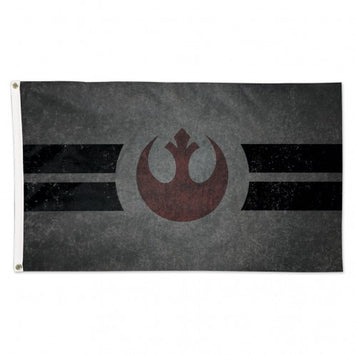 3X5 FT DISNEY STAR WARS REBELS LOGO FLAG