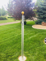 Telescopic Flagpole