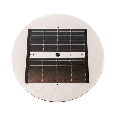 TITAN SOLAR LIGHT FOR IN-GROUND FLAGPOLE