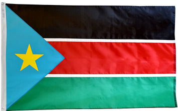 South Sudan Nylon Flag