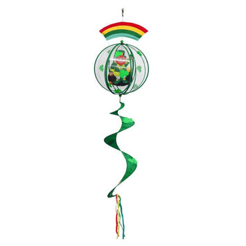 Leprechaun Applique Twister Ball