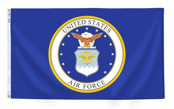 USA Air Force Nylon Flag