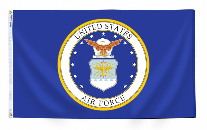 U.S. AIR FORCE NYLON FLAG (VF)