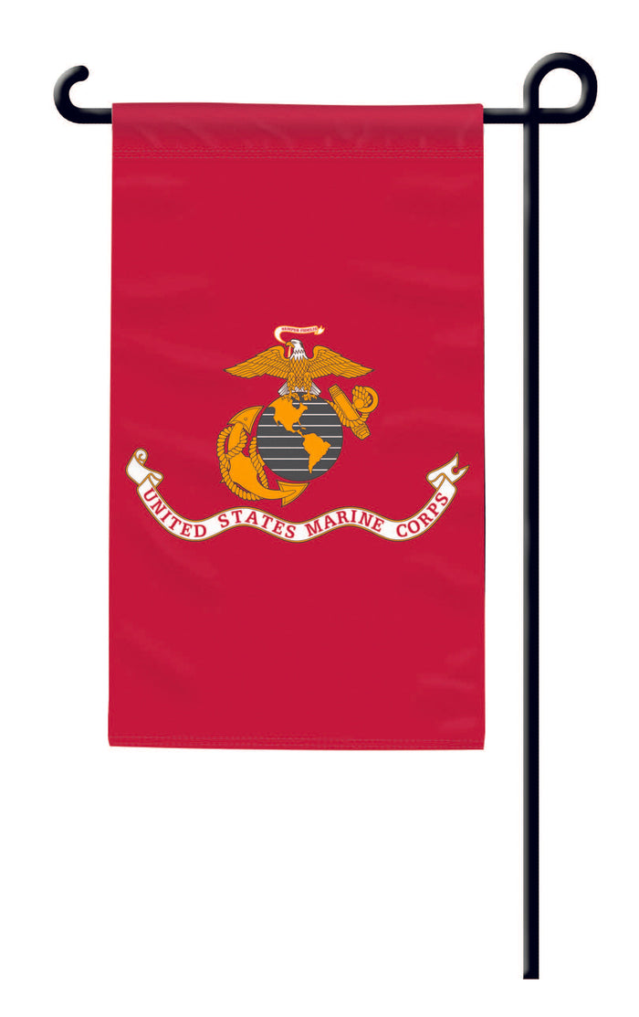 12X18 INCH MARINES SEAL GARDEN FLAG