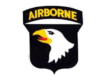 US Army 101st Airborne Division Decal