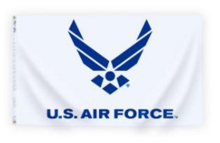 3x5 ft US Air Force Wings logo flag