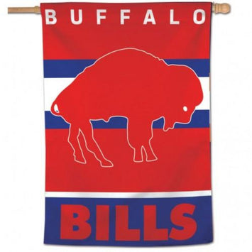 Buffalo Bills Retro Throwback Banner