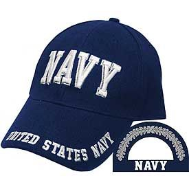 US NAVY LETTERED CAP