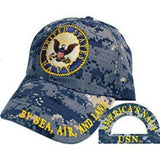 US Navy Digital Camo Hat