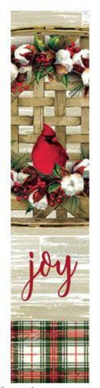 CARDINAL COTTON WREATH YARD EXPRESSIONS