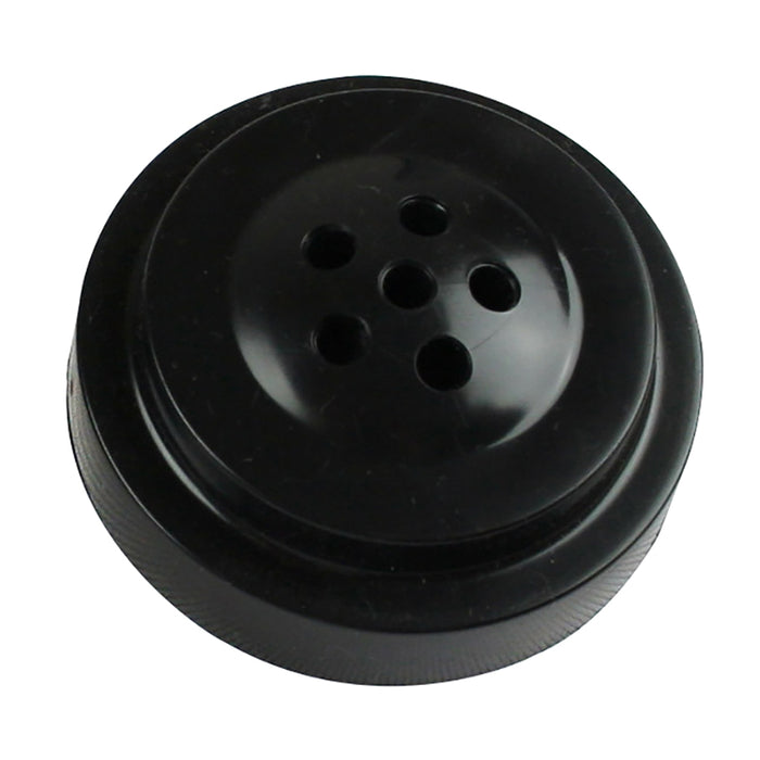6 HOLE BLACK PLASTIC BASE FOR 4X6