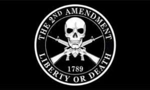 3'x5' 2nd Amendment Polyester Flag