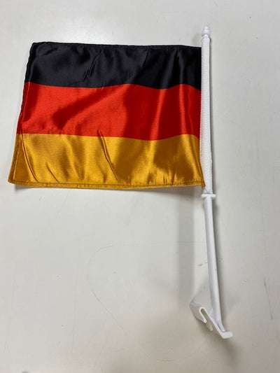 Germany Car Flag