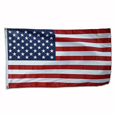 3x5' US POLYESTER DYED FLAG
