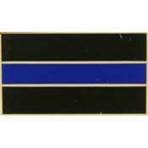 original THIN BLUE LINE LAPEL PIN