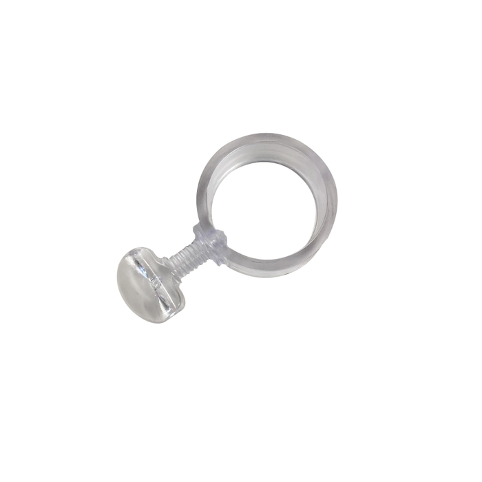 Stationary Flagpole Ring