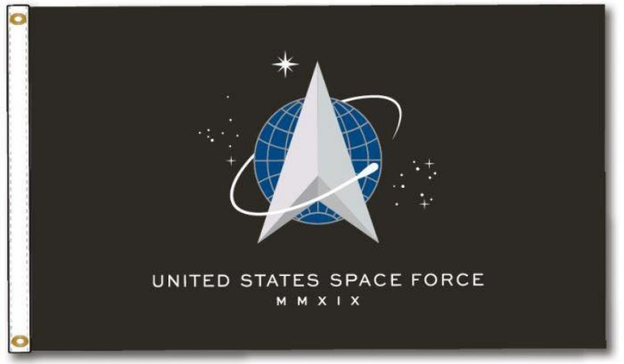3x5 ft US Space Force Flag