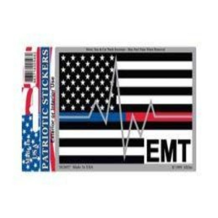 EMT HOLOGRAPHIC STICKER